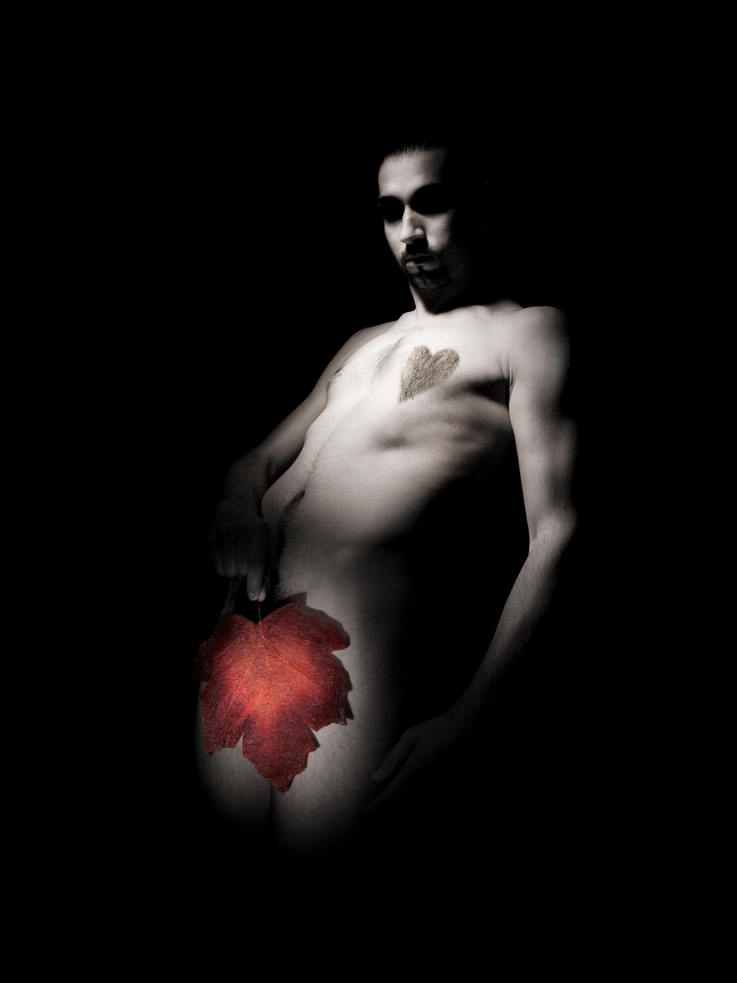 avere i peli sul cuore-30CM X 40CM / 50CM X 70CM / 70CM X 100CM – Print on FineArt Baryta Hahnemühle / dibond-©2009 – Edition of 5