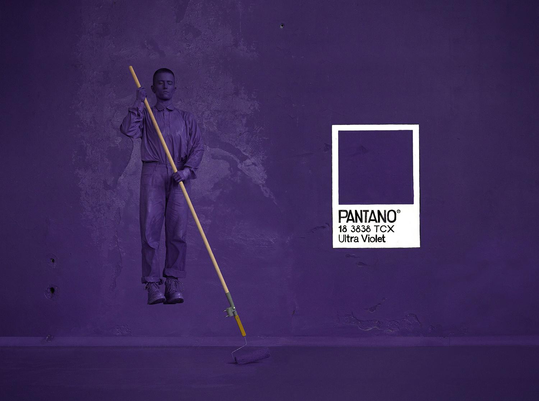 Pantano – Pantone® / 2008 – 2018-30cm x 40cm – Print on Canson ©infinity rag photographique 310gr/mq-©2018 – Edition of 5