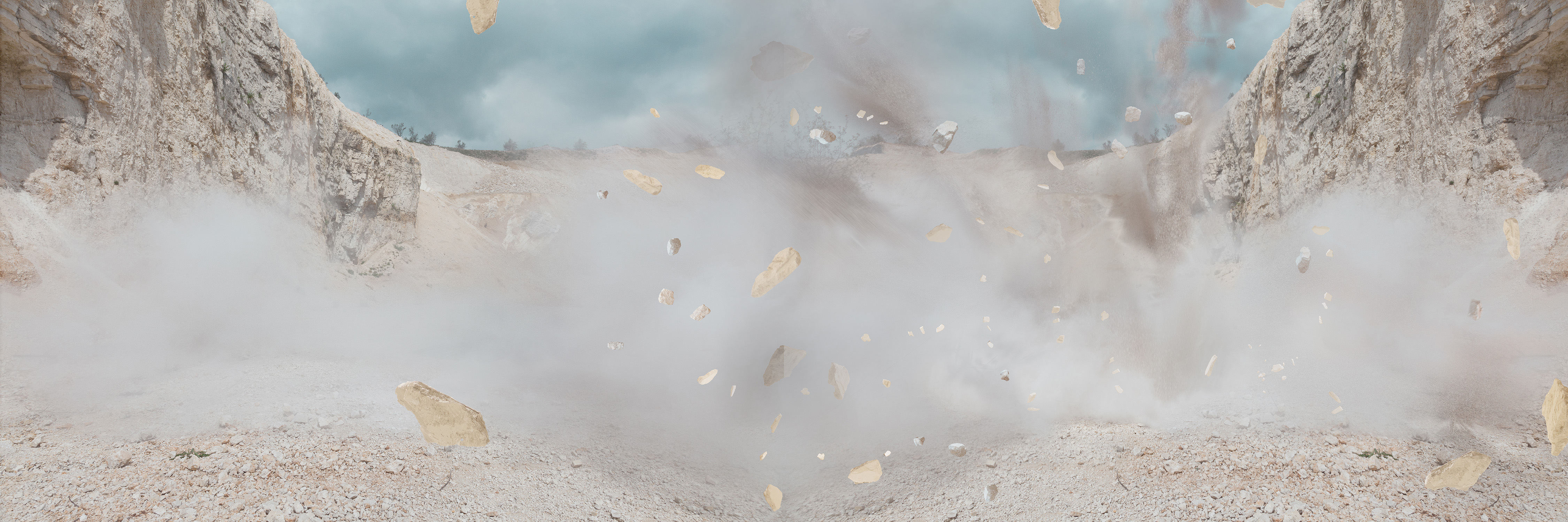 Dust-30cm x 90cm – Print on Canson ©Infinity Rag Photographique 310gr/mq-©2014 – Edition of 5